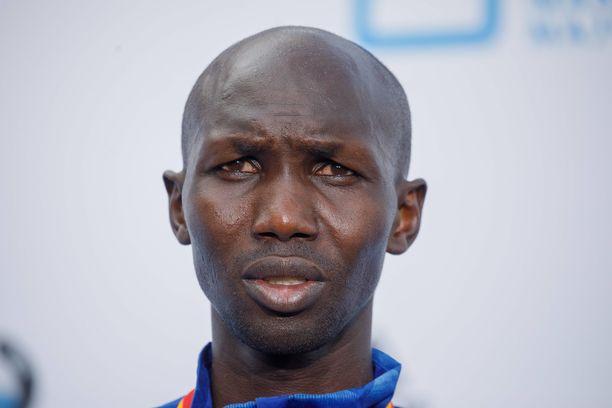 Wilson Kipsangille langetettiin neljän vuoden kilpailukielto.