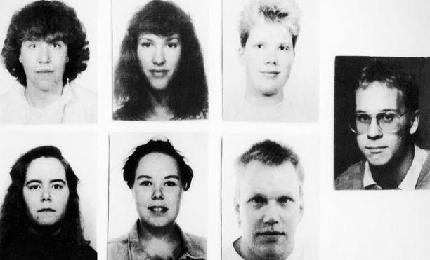 Ammuskelussa kuoli seitsemän ruotsalaista.