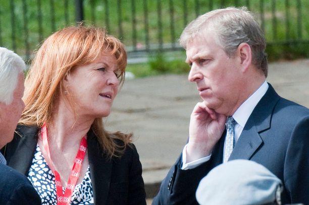 Fergie ja prinssi Andrew eivät ole solmineet tahoillaan uusia liittoja.