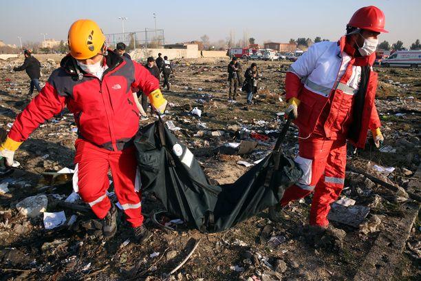 Vaikka ukrainalaisen matkustajakoneen putoamisen vahvistettaisiin johtuneen teknisestä viasta, ilmaan ja ihmisten alitajuntaan jää epäilys siitä, kajosiko joku koneen tekniikkaan Teheranissa tai räjäytti koneen ilmassa.