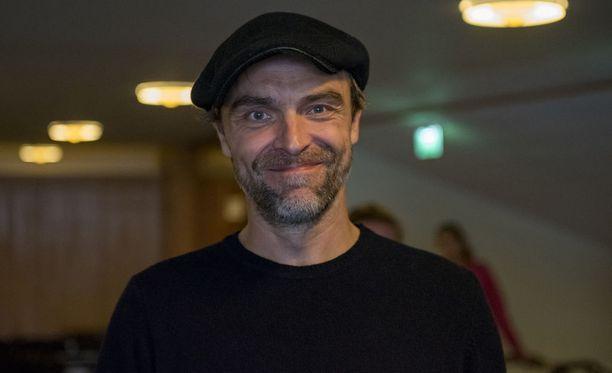 Joona Jalkasesta Olen suomalainen -elokuvan käsikirjoitusvaihe oli tähän mennessä prosessissa vaikeinta.