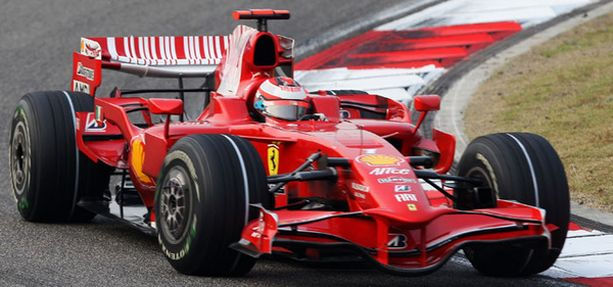 Kimin autoa on näillä näkymin sabotoitu vuonna 2007.