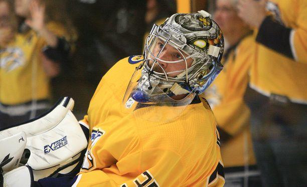 Pekka Rinteelle osui vaikeampi ottelu viime yönä.