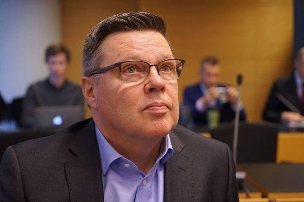 Jari Aarnio on tällä viikolla viimeistä kertaa kuulemassa syytteitä Helsingin käräjäoikeudessa. Toukokuussa Trevoc-jutun puinti jatkuu Helsingin hovioikeudessa.