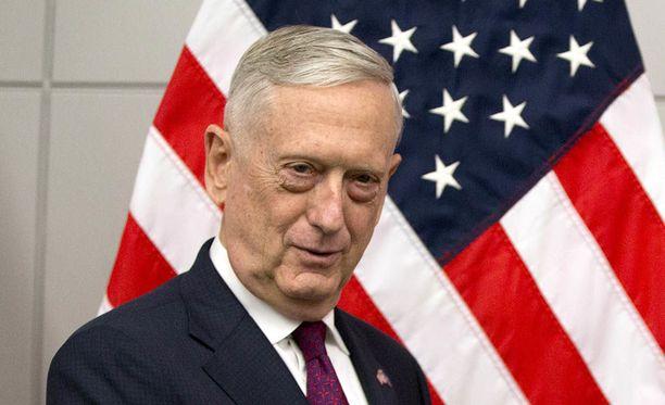 Yhdysvallat ei ole havainnut Pohjois-Korean armeijan toiminnassa mitään tavallisesta poikkeavaa, Yhdysvaltain puolustusministeri Jim Mattis toteaa.