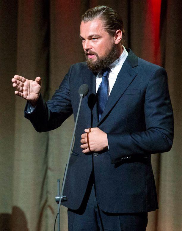 Leonardo DiCaprio on ollut naisten suosiossa vuosien ajan.