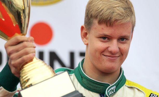 Mick Schumacher yrittää läpimurtoa F4-sarjassa.