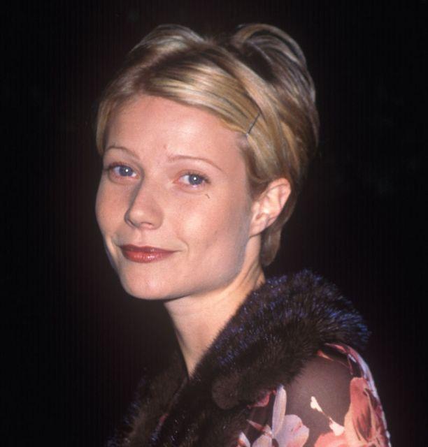24-vuotias Gwyneth vuonna 1997.
