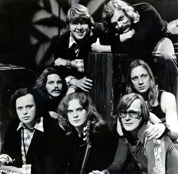 Pepe Willbergin tähdittämä Pepe and Paradise -yhtye oli 1970-luvun suursuosikki.
