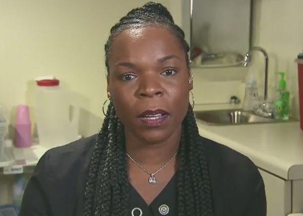 Yashica Robinson jatkaa taistelua aborttioikeuden puolesta.