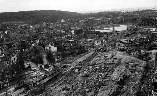 Toisessa maailmansodassa kärsivät niin ihmiset, kaupungit kuin luonto.