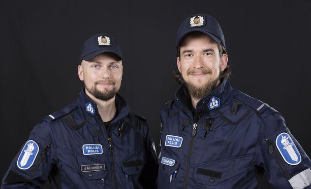 Tomas Jalonen ja Eero Tuominen selvittävät tänään outojen äänien lähdettä.