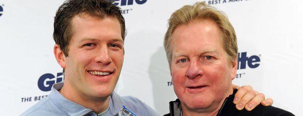 NHL-kiekkoilija Ryan Suter on tiistaina menehtyneen Bob Suterin poika.