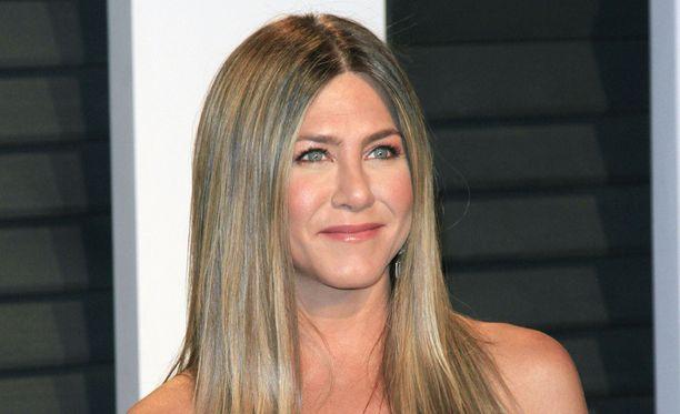 Jennifer Aniston ei näytä vanhenevan.
