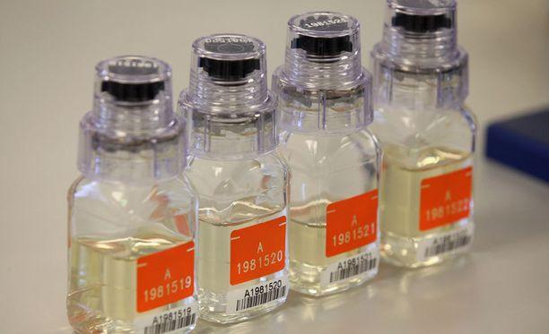 Saksan dopingvalvonta saa kritiikkiä.