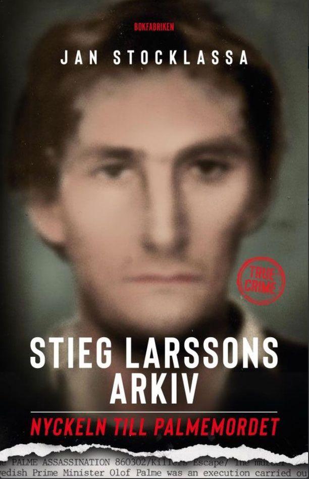 Uusi kirja nytkähdytti murhatutkimusta eteenpäin. Kannen kuvassa on Jacob Thedelin.