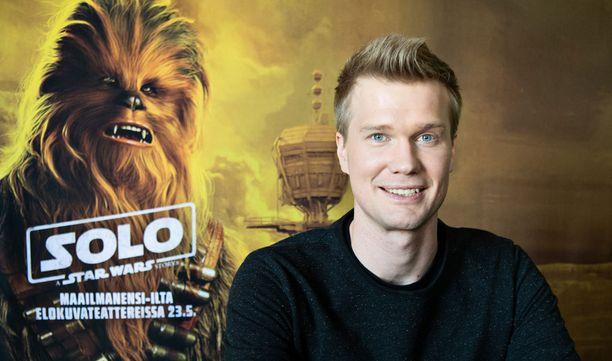 Suotamo on näytellyt kahdessa eri Star Wars -elokuvassa.