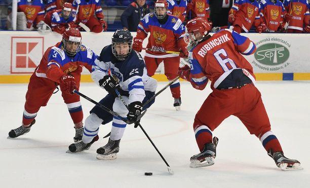 Suomi pakotti Venäjän puolustamaan ja rikkomaan.