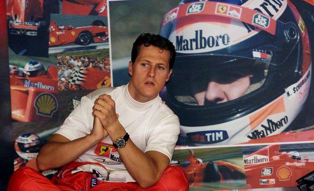 Michael Schumacher voitti urallaan seitsemän F1-maailmanmestaruutta.