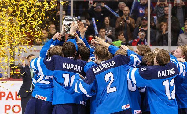 Suomi marssi maailmanmestaruuteen voittamalla turnauksen kaikki seitsemän otteluaan.