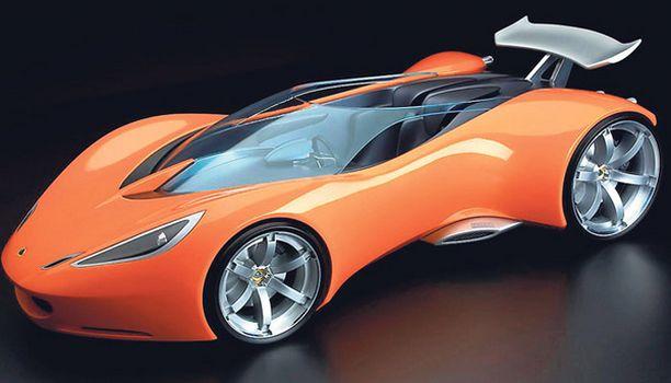 PIENI PROTO Onko tämä tulevaisuuden Lotuksen ulkomuoto – ensin sillä leikkivät kuitenkin Hot Wheels -ikäiset lapset.