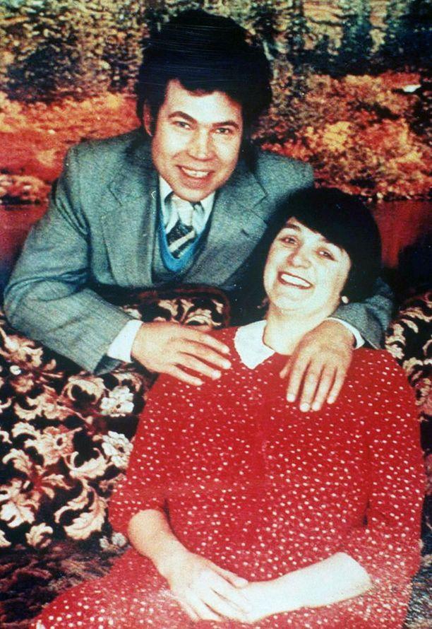 Fred ja Rose saivat jatkaa tekojaan järkyttävän kauan. He jäivät kiinni vasta 1990-luvun alussa.