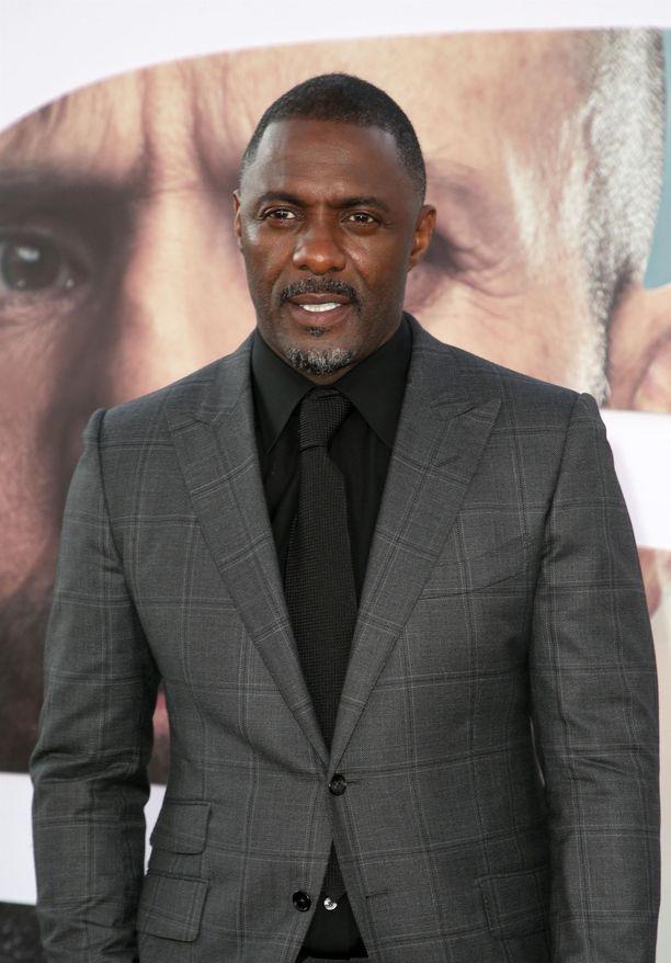 Idris Elba on niin näytteljä, muusikko kuin tuottajakin.