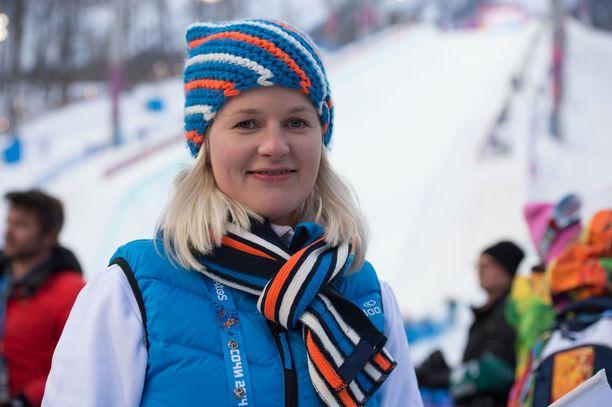 Hannaleena Ronkainen on Jyväskylän yliopistosta valmistunut psykologian maisteri, joka on perehtynyt urheilupsykologiaan.