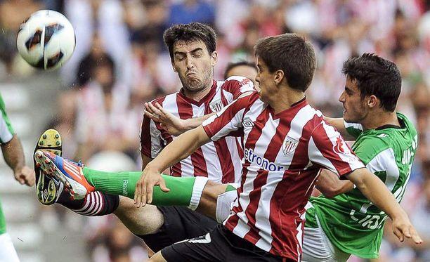 Athletic Bilbao avasi La Liga -kautensa 3-5-tappiolla.