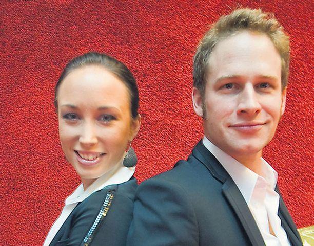 SÖPÖILIJÄT Niina Heralan ja Lorenz Backmanin Huuma-romanssia pidettiin yleisesti ottaen herttaisena ja onnitteluja sateli vauvauutisen hiljattain paljastaneelle pariskunnalle.