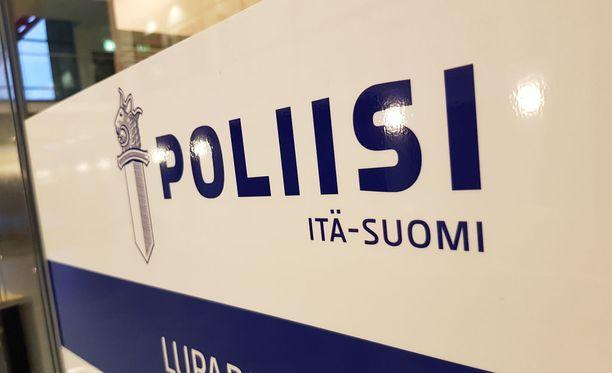 Poliisin kirjoitus julkaistiin Itä-Suomen Poliisin Facebook-sivulla.