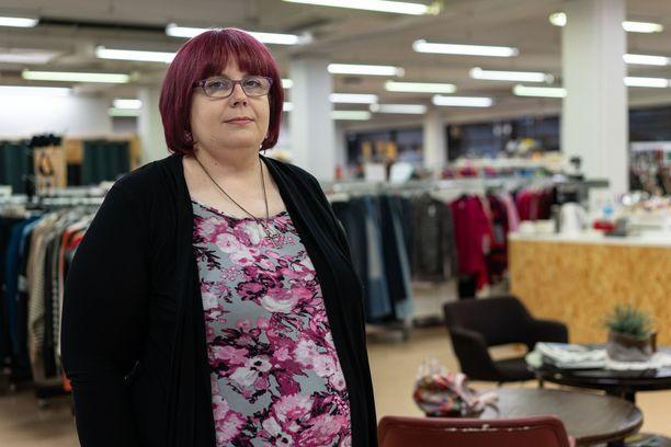 Johanna Laakso on yksi niistä, jotka kokevat, ettei uravalmennuskurssista ole ollut hyötyä.
