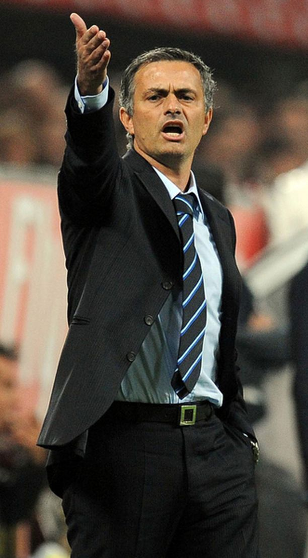 Jose Mourinho Inter saa tiistaina vastaansa jalkapallokääpiön.