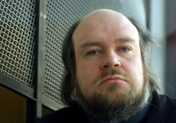 Pauli Heikkilä. Kuva vuodelta 2002.