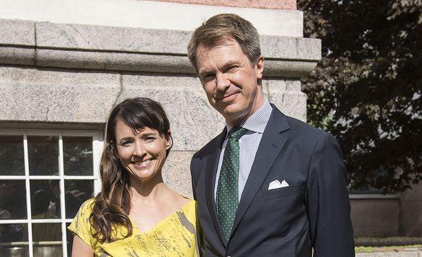 Maija ja Peter ovat olleet naimisissa 13 vuotta.