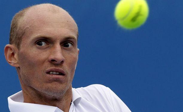 Nikolai Davidenko hävisi heti ensimmäisellä kierroksella.