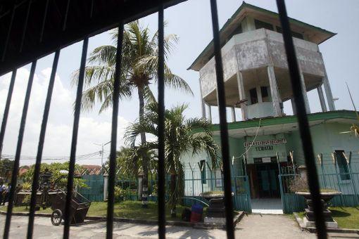 Kerobokanin vankilassa on yli neljä kertaa kapasiteettiaan enemmän vankeja.