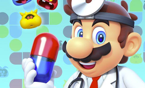 Dr. Mario World on nyt ladattavissa.