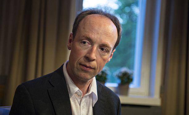 Jussi Halla-aho upotti eurovaalikampanjaansa reilut 4 000 euroa.