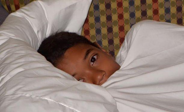 Michael Riley jr. menehtyi 14.vuotiaana.