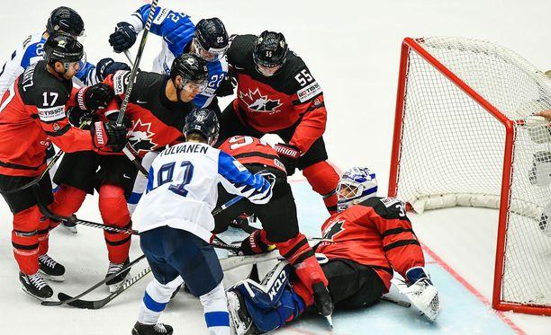 Suomi voitti Kanadan historian toiseksi suurimmalla erolla.