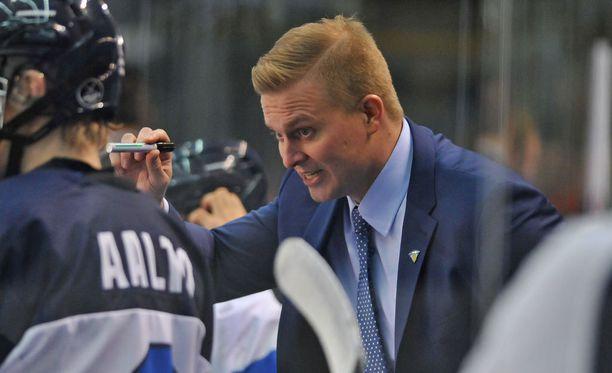 Juuso Nieminen oli ylpeä joukkueestaan.