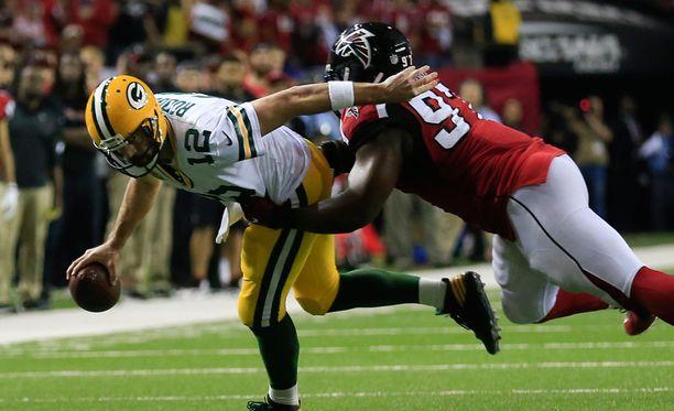 Ryan O'Callaghanin mukaan kannabis on erinomainen rentoutumiskeino NFL-pelaajille. (kuvituskuva)