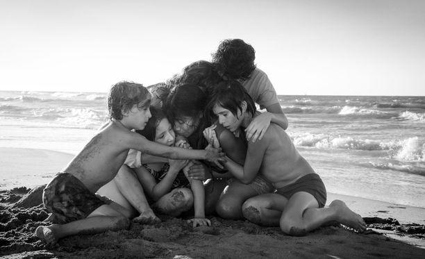 Roma-elokuva taistelee peräti kymmenestä Oscar-palkinnosta.