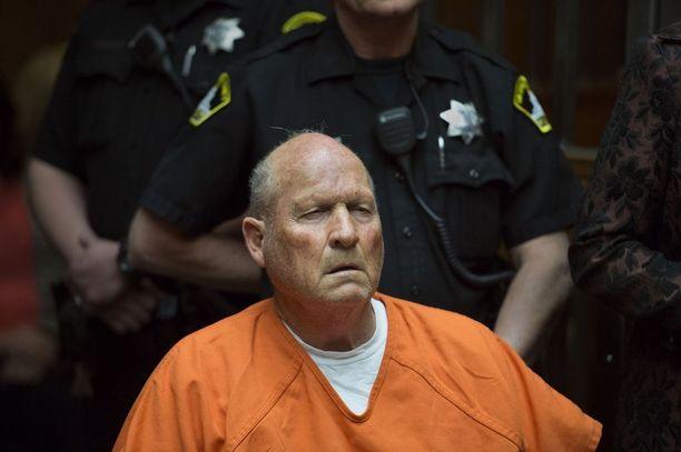 Joseph James DeAngelon epäillään murhanneen ihmisiä neljässä eri piirikunnassa Kaliforniassa yli 30 vuotta sitten.