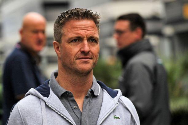 Ralf Schumacher toimii F1-asiantuntijana Saksan formulalähetyksissä.