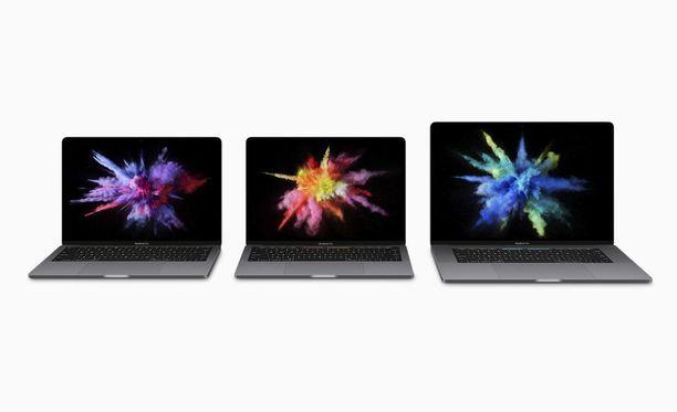 Korjausohjelmaan kuuluvat 13-tuumaiset Macbookit voi tarkistaa Applen sivuilta.