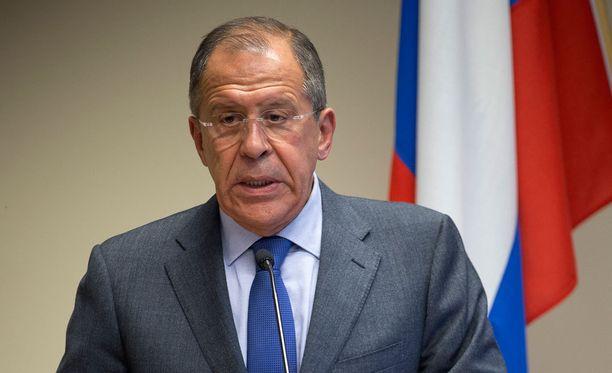 Venäjän ulkoministeri Sergei Lavrov sanoo, ettei Venäjä aio ottaa Norjaan menneitä turvapaikanhakijoita takaisin.