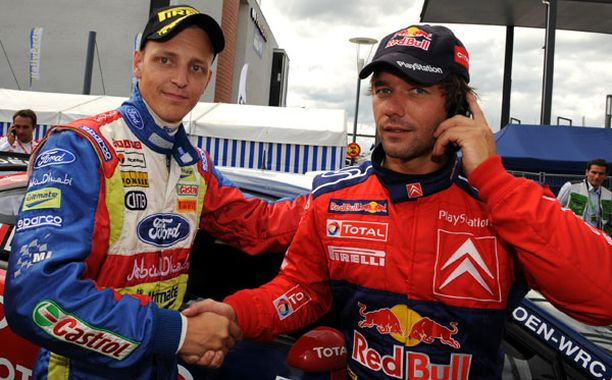 Mikko Hirvonen ja Sebastien Loeb pitävät WRC:n mielenkiintoa yllä, uskoo Malcolm Wilson.