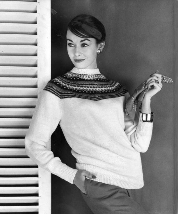 Tyyliä vuodelta 1957